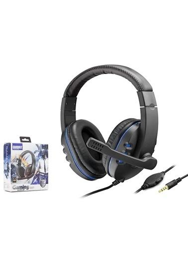 Bludfire Pc Oyun Kulaküstü Kulaklık Mikrofonlu Hadron Gm-002 Siyah
